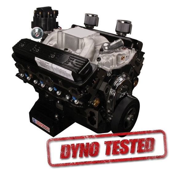 Gm 19258602 Ct350 602 Chevy Crate Engine Dyno Tested Ebay