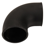 AIRAID 100-409 Air Tube 90 Degree Bend, 4 Inch Outside Diameter