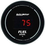 Auto Meter 6310 Sport-Comp Digital Digital Fuel Level Gauge