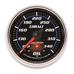 Auto Meter 7956 Cobalt Digital Stepper Motor Oil Temperature Gauge