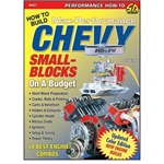 Book - How to Build Max-Performance Chevy Small Blocks, Manual