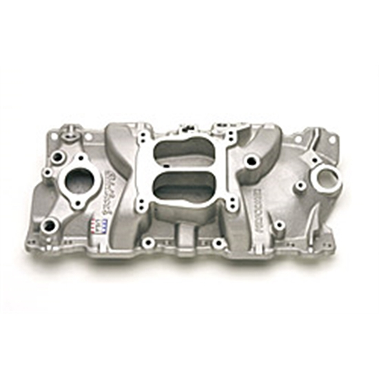Chevys Lincoln Ne >> Edelbrock 37011 Performer Series Intake Manifold, Small ...