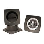 DEi 050311 Boom Mat Speaker Baffle, 4 Inch Round Slim