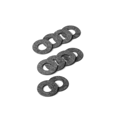 Holley 1008-777 Needle And Seat Bottom Gasket 10/Pk