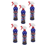 Lucas 10160 Slick Mist Speed Wax, Case of 6 Bottles