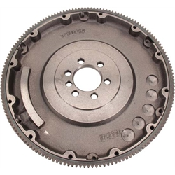 Small Block Chevy Cast Iron Flywheel, 153 Tooth, 1-Piece Main