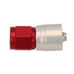 Aeroquip FBM4211 Starlite Crimp Fitting, Straight, -4 AN