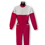 Garage Sale - Sparco Hobby Pit Crew Suit, Extra Large