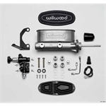 Wilwood 261-13626 H/V Tandem Master Cylinder Kit, 15/16 Inch Bore