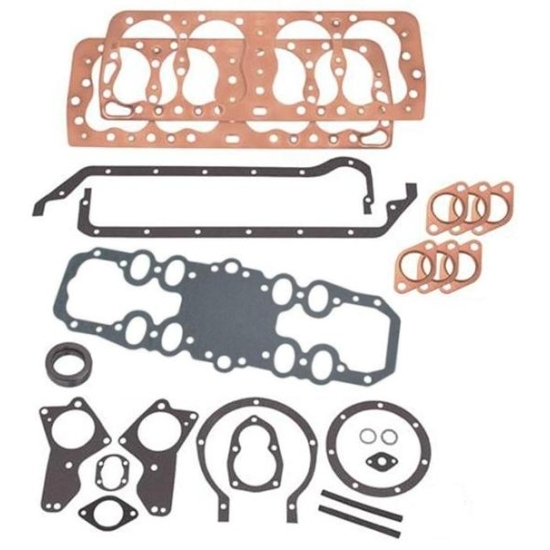 Ford 1939-48 Flathead Copper Big Bore Gasket Set