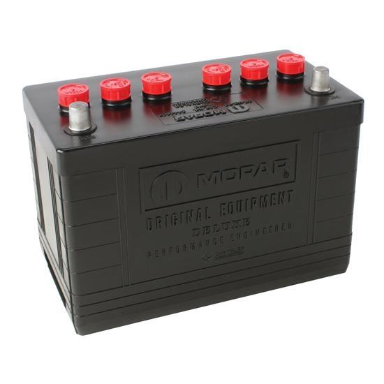 Turbostart S27mrl Agm Sealed 1969 74 Mopar Battery Red