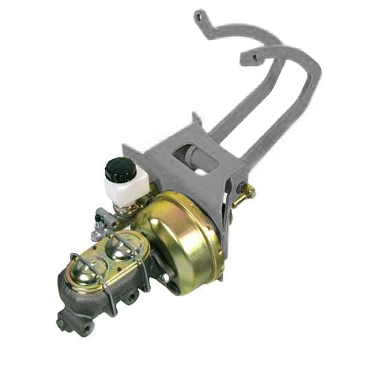 TCI 600-6570-56 Under-Floor Power Brake / Hydraulic Clutch Assembly