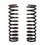 6330 GM Front Coil Springs, 67-72 Chevelle, 70-72 Monte Carlo, Stock Height