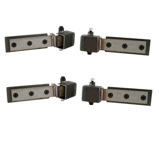 Universal hidden door hinges adjustable offset arm - Hidden hinges for exterior doors ...