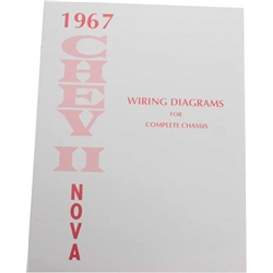 Jim Osborn MP0106 1967 Nova Wiring Diagrams