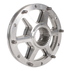 M&W SH-643-QC2 Micro Sprint Quick Change Sprocket Hub-6.43 bolt circle