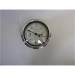 Garage Sale - Stewart Warner Individual Electric Tachometer, White
