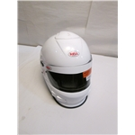 Garage Sale - Bell BR1 SA10 Racing Helmet, White, Size XL