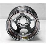 Garage Sale - Bassett 58A52WC 15X8 Inertia 5on5 2 In Backspace Wissota Chrome Wheel