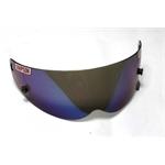 Garage Sale - Simpson 89402 Iridium Helmet Shield, Fits Diamondback, Mercury, Bandit