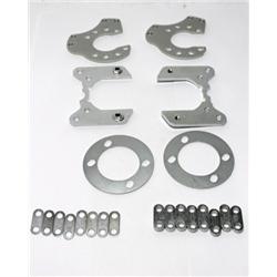 Garage Sale - GM Metric Disc Brake to 9 Inch Ford Bracket Set