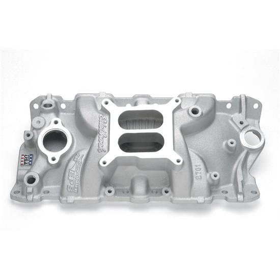 Edelbrock 2701 Performer EPS Chevy Intake Manifold