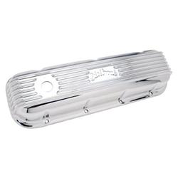 Edelbrock 4185 1965-Up Big Block Chevy Finned Valve Covers