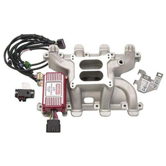 Edelbrock 7118 Performer RPM LS1 Manifold & Timing Control Module