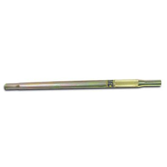 AFCO Swaged Steel Tube, 37 Inch Long, 1 Inch O.D. (3/4) Inch