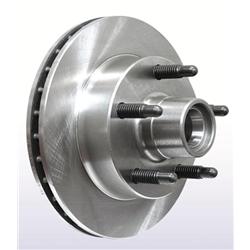 Afco Pillar Vane Hybrid Flat Hub-Brake Rotor Assembly, 10.13 Inch
