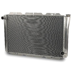 AFCO 80102N Universal Fit Racing Radiator, 31 Inch Chevy