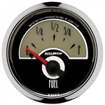 Auto Meter 1113 Cruiser Air-Core Fuel Level Gauge, 2-1/16 Inch