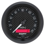 Auto Meter 8088 GT Air-Core Speedometer Gauge, 3-3/8 Inch
