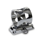 Eddie Motorsports MSBRK-102P Fire Extinguisher Bracket, Polished