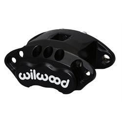 Wilwood D154-R Single Piston Floater Caliper, 2 Inch