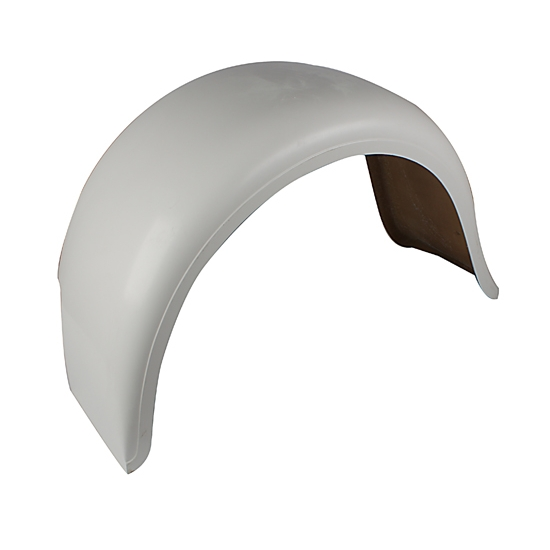 1930-31 Ford Model A Fiberglass Rear Fenders, 14 Inches Wide