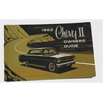 Dave Graham 62NOM 1962 Chevy II Owners Manual