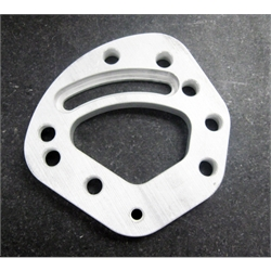 Garage Sale - Head Mount Power Steering Pump Bracket for Short Water Pump