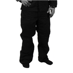 Garage Sale - Sparco Jade Three Layer Racing Pants, SFI 3.2A/5 Rated, Black, Size Xl