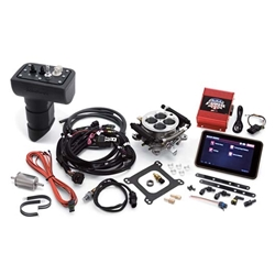 Garage Sale - Edelbrock 3606 E-Street Univ Fuel Injection System, (base w/ EFI sump fuel)
