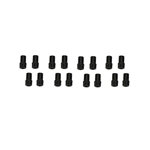 ARP Fasteners 300-8243 Adjustable 3/8 Inch-24 Rocker Nut Kit, 16 Piece