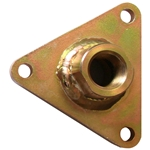 AFCO 21209-2P One-Way Torque Link Rear Rod End Attach Plate