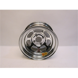 Garage Sale - AEROBrite 30-274230 Chrome Roll-Formed Wheel, 13 X 7, 4 X 4.25 Inch