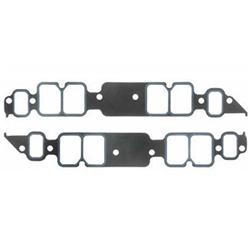 Fel-Pro Gaskets P1211 B/B Chevy Intake Manifold Gaskets, Rectangle