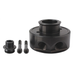 Moroso 23692 Chevy Oil Filter Adapter for Oil Cooler
