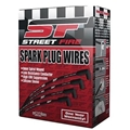 MSD 5565 Street-Fire Spark Plug Wires Set, S/B Chevy, Stock Distributor Cap