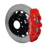 Wilwood 140-13583-R AERO4 Rear Disc Parking Brake Kit, 14 Inch