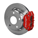 Wilwood 140-13664-R, Dynapro Lug Mount Rear Parking Brake Kit