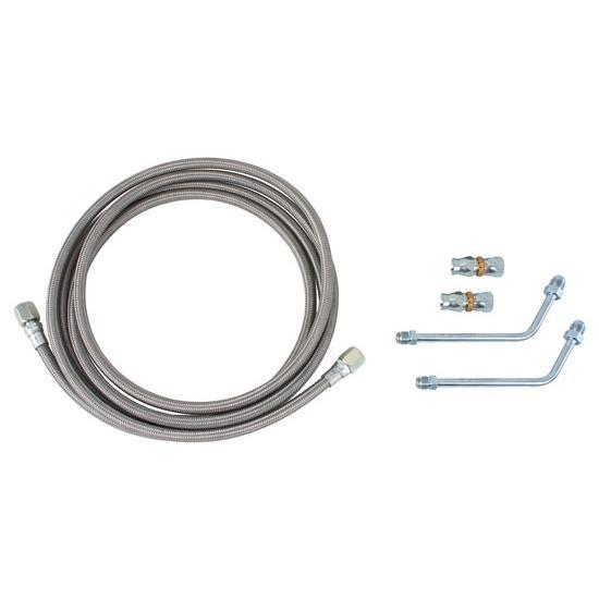gotta show 231104 ford transmission cooler line kit