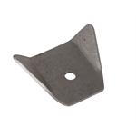 Steel Body Tab, 1/4 Inch Hole, 1.58 L x 2.07 W